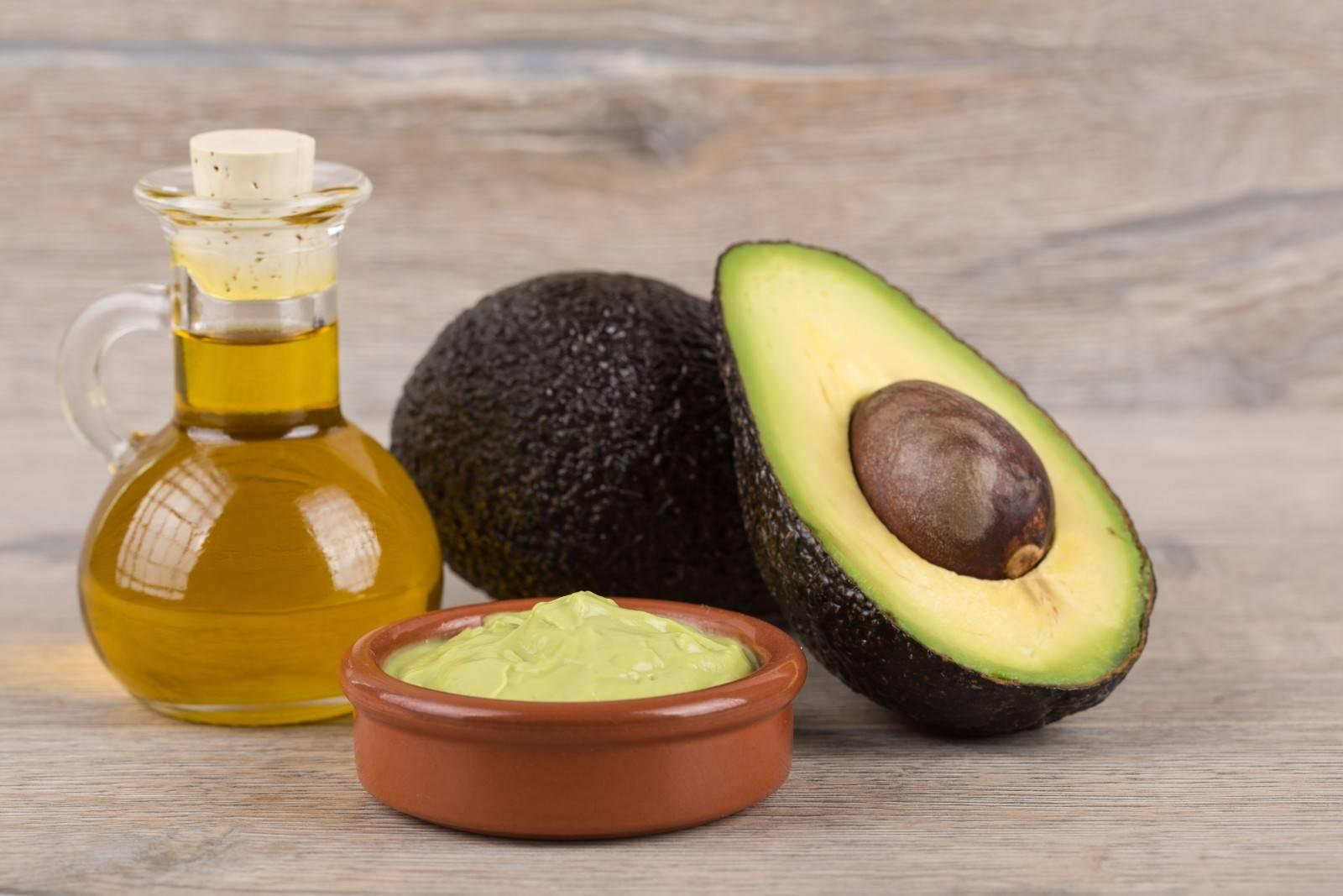 Масло авокадо для лица— уникальное средство отморщин для всех типов кожи