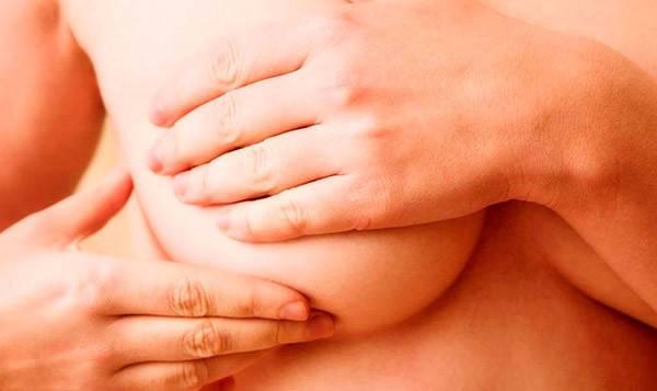 Молоко из груди, но не беременна