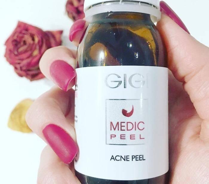 Пилинги gigi: широкий выбор средств для решения различных проблем с кожей