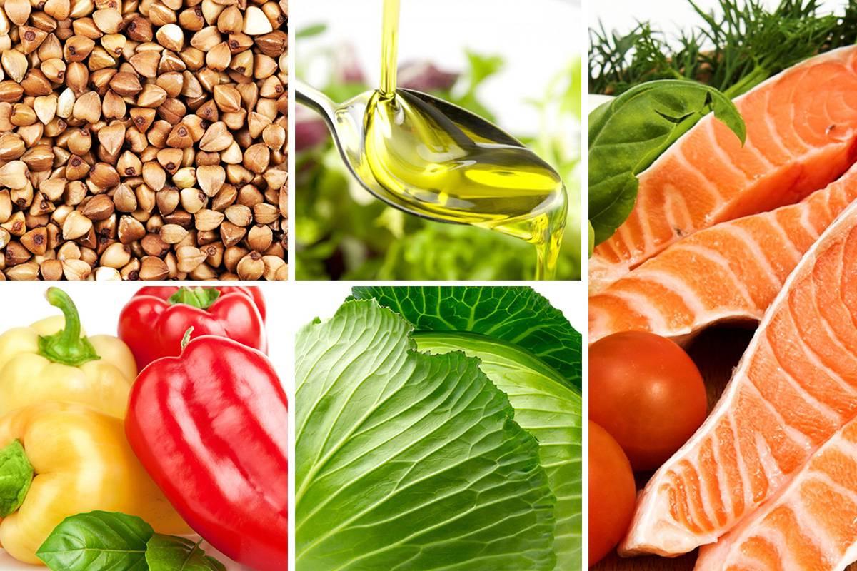 Самые вредные для кожи продукты питания