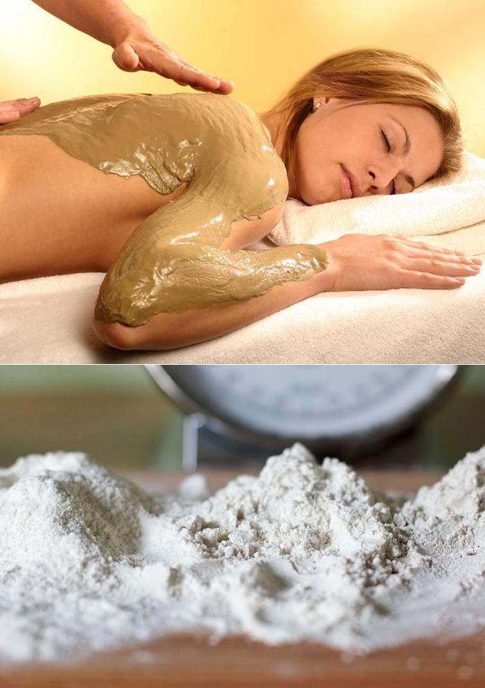 Обертывания с глиной от целлюлита, рецепты