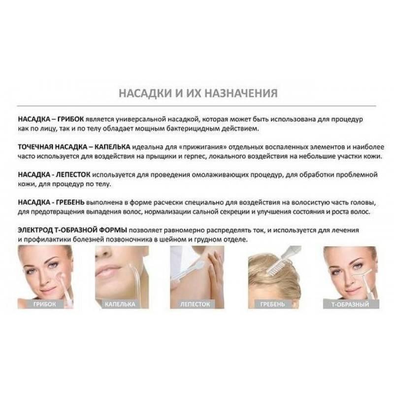 Лечение варикоза дарсонвалем: отзывы об эффективности