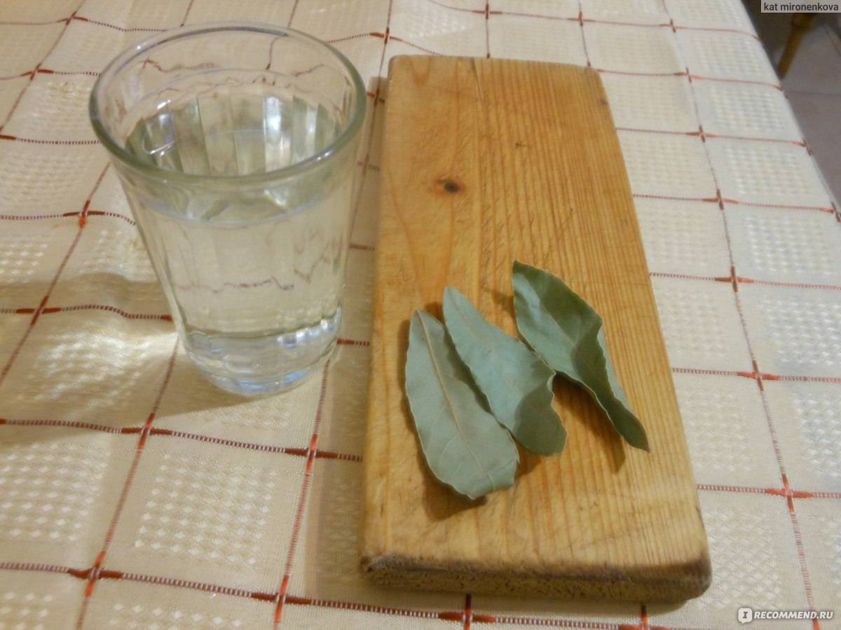 Использование отвара лаврового листа для месячных