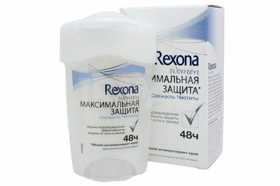 Самый лучший дезодорант от пота для женщин: отзывы, рейтинг