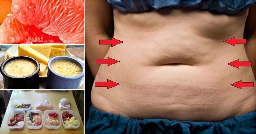 Как убрать висцеральный жир с живота у мужчин