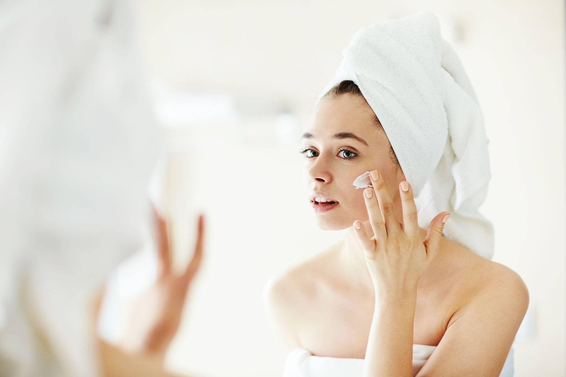 Крем для комбинированной кожи лица, какой лучше после 30 лет