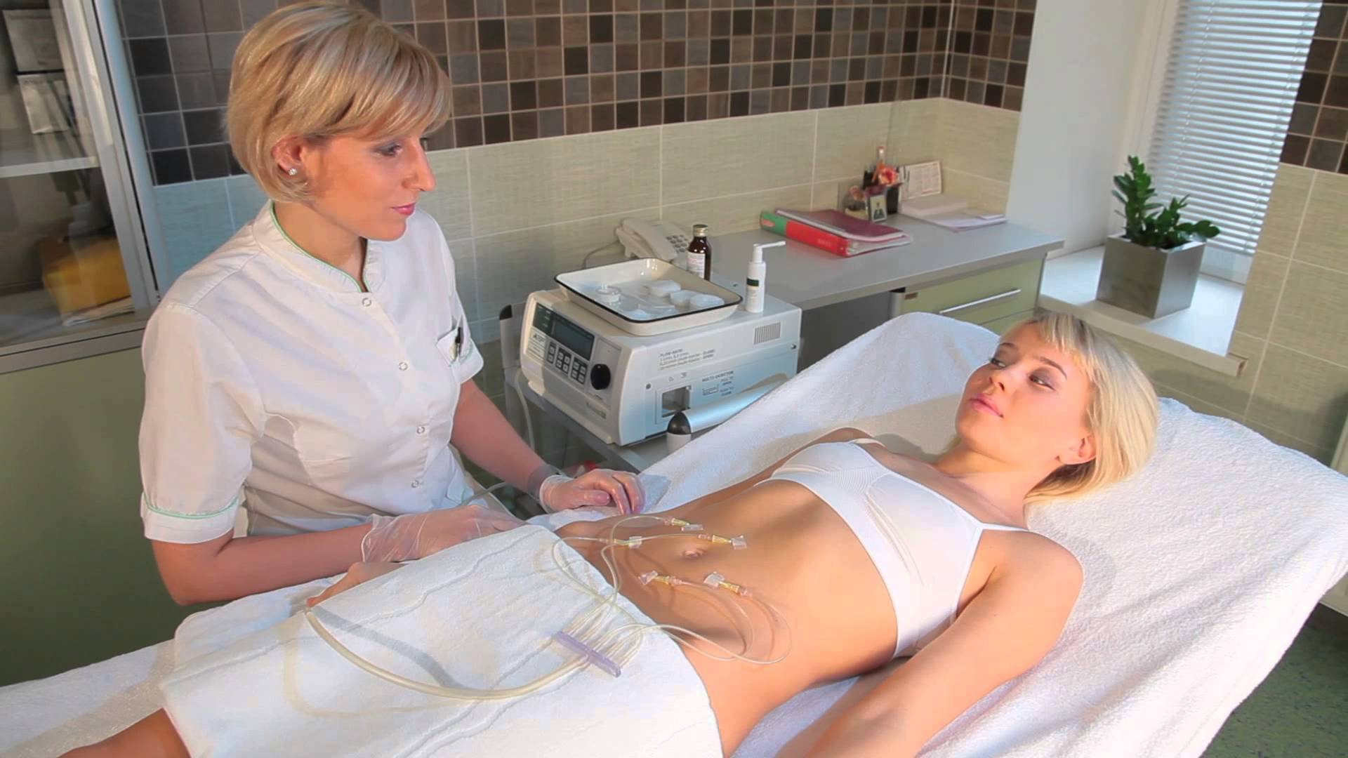 Особенности проведения озонотерапии для похудения