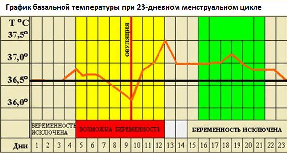 Почему повышается температура тела перед месячными