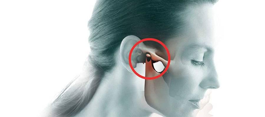 Строение челюстного сустава: почему он болит и челюсть больно открывать?