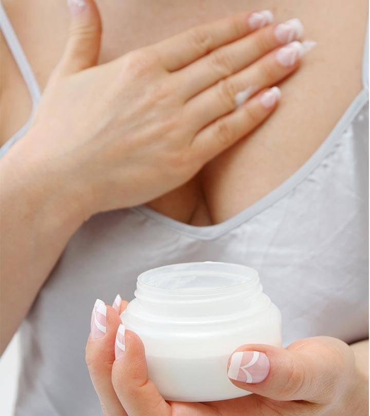 Простые домашние процедуры для упругости груди