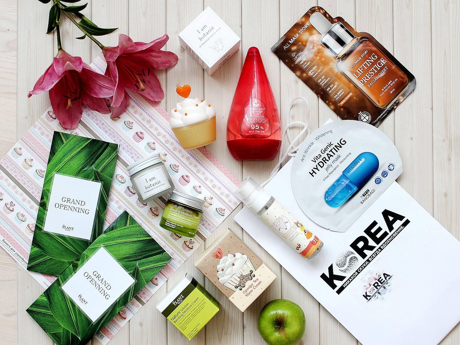 Лучшие бренды корейской косметики