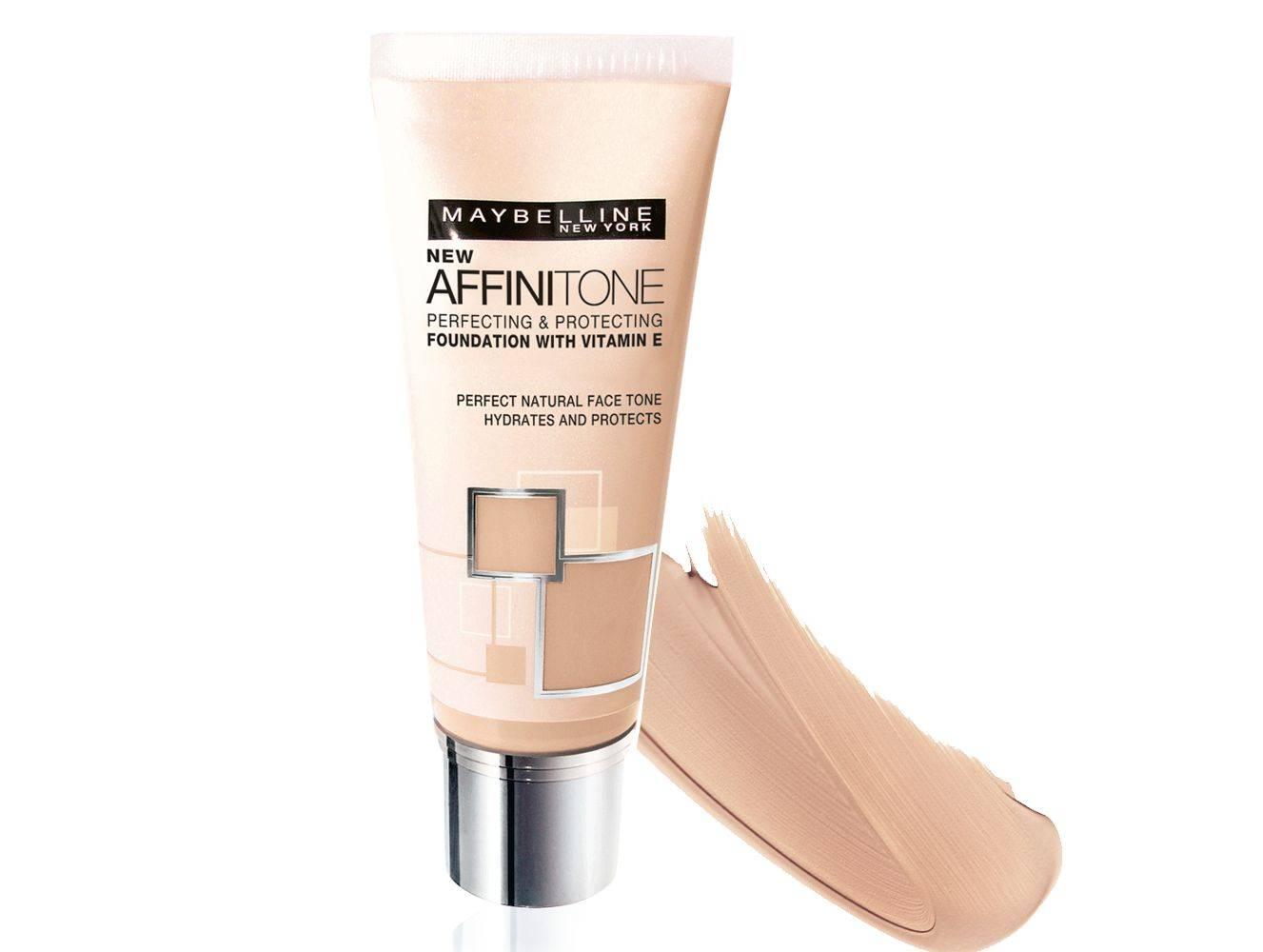 Affinitone powder                         натурально-бежевый