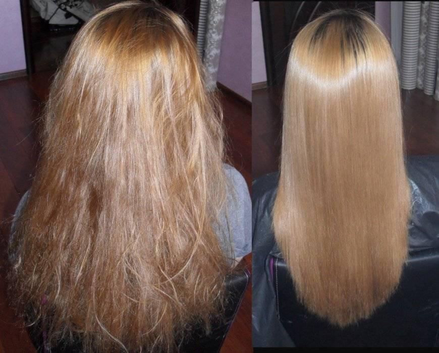 Ботокс или кератин для волос: что лучше?
