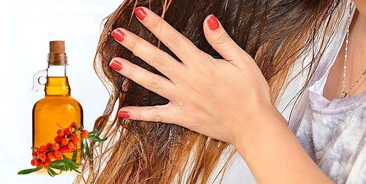Облепиховое масло для волос применение и польза
