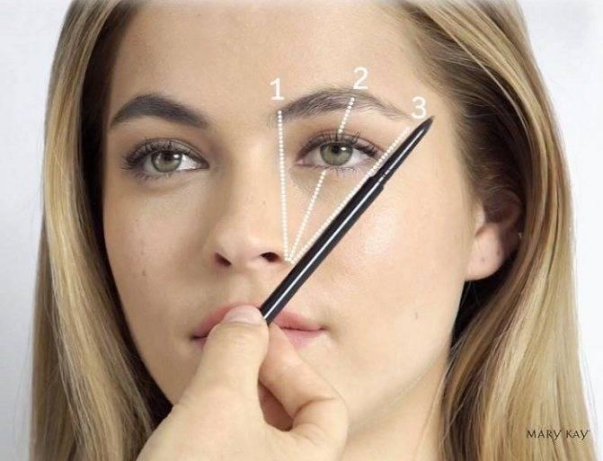 Чем можно рисовать брови: гид по лучшим средствам для бровей
