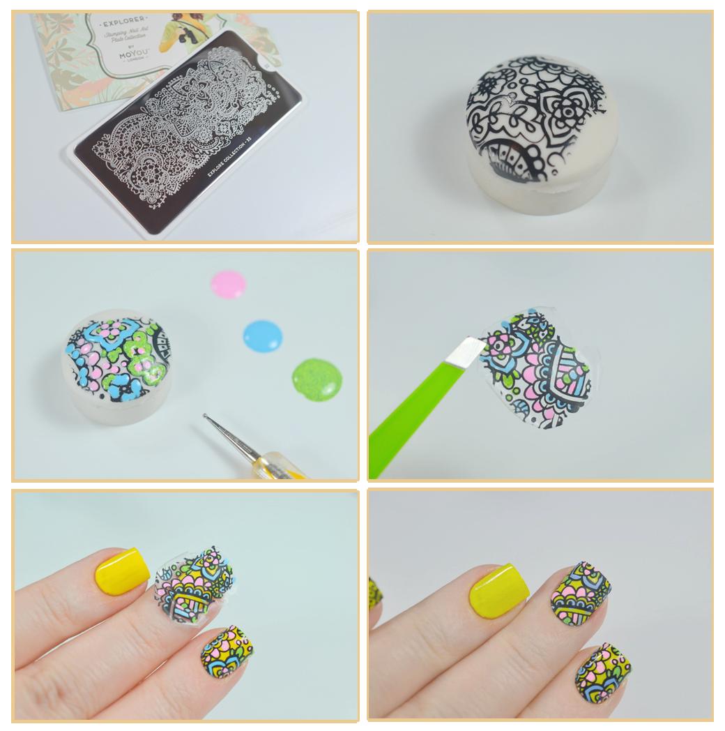 Как пользоваться стемпингом для ногтей (с фото и отзывами)