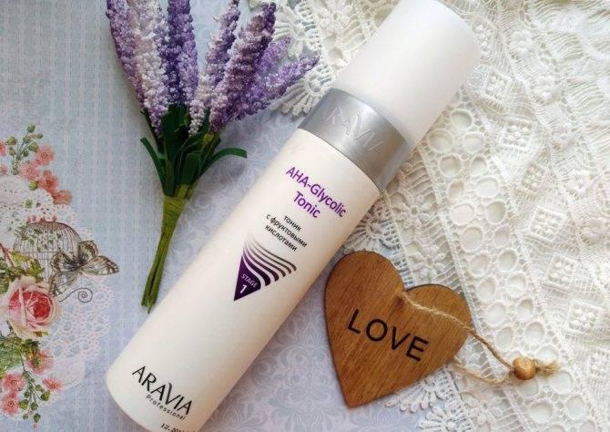 8 тоников с aha-кислотами для чистой и сияющей кожи