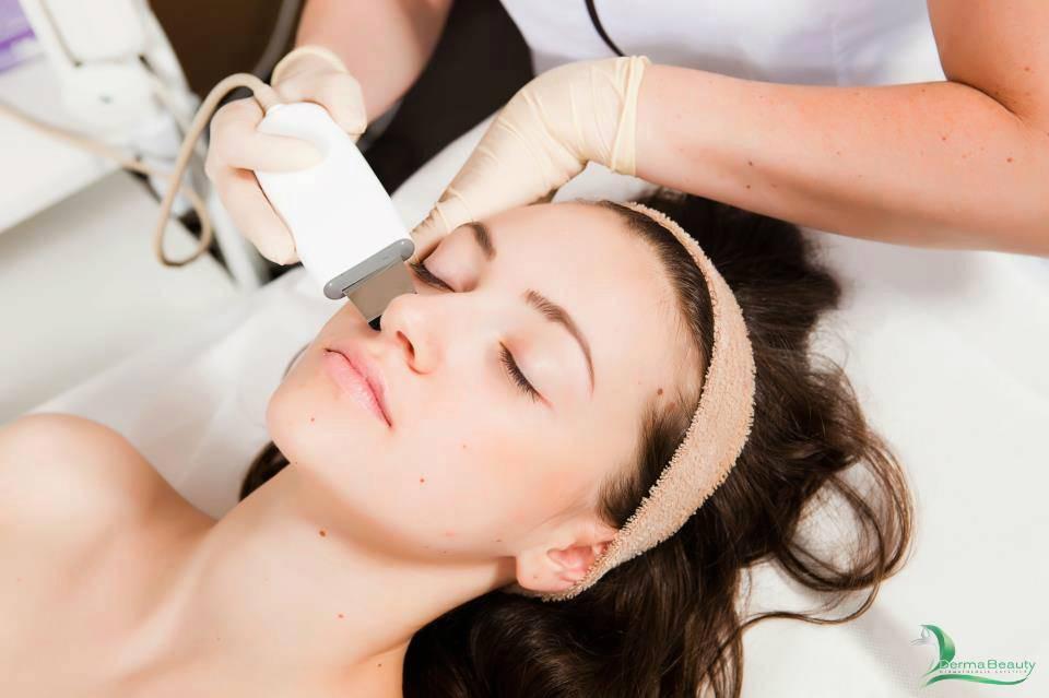 Что такое ультразвуковой массажер для лица?