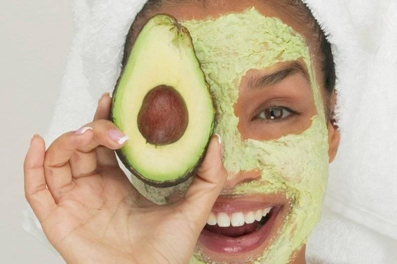 Маска из авокадо для лица: показания, правила применения, рецепты