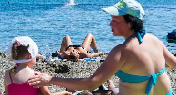 Как сохранить загар после моря надолго?