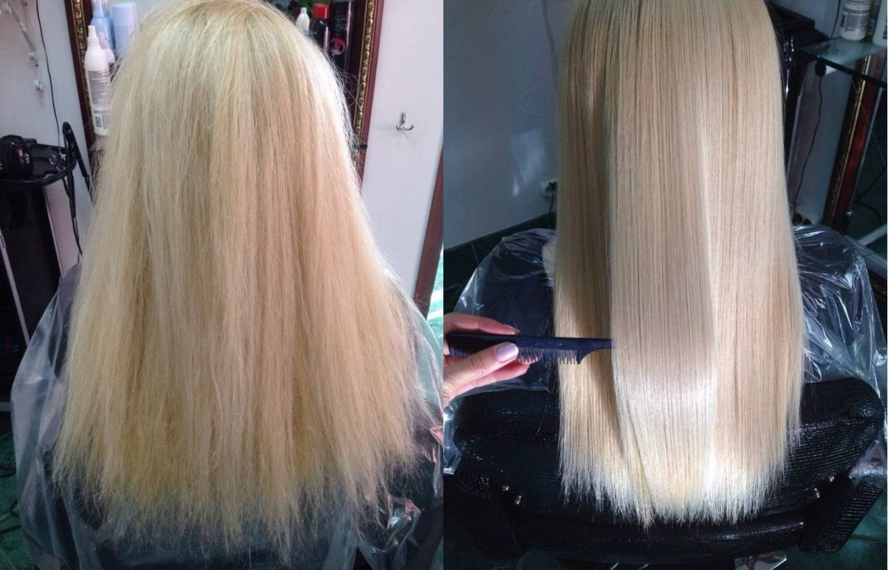 Ботокс или кератиновое выпрямление: что лучше для волос?