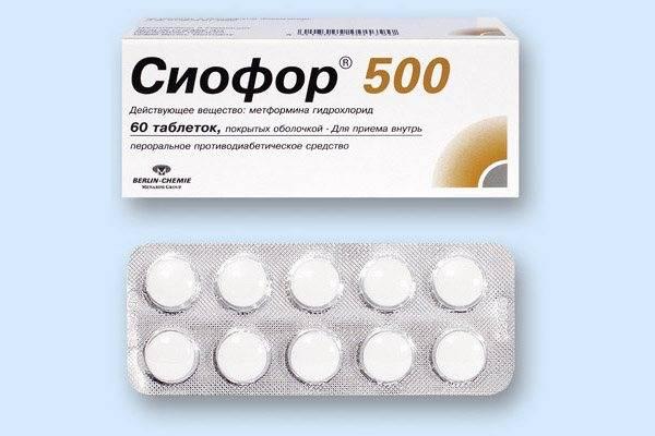 Метформин – показания к применению и побочные эффекты