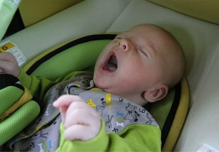 Молочница у новорожденных: симптомы, лечение