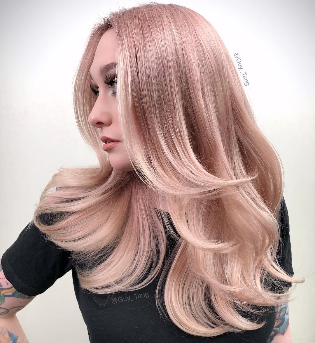 Топ-13 красок для седых волос — лучшие средства для борьбы с сединой