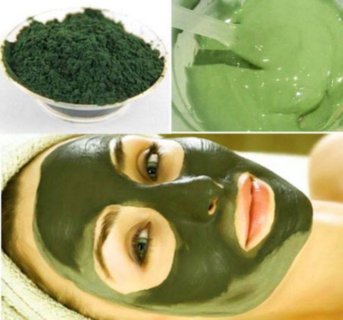 Ламинария для лица: польза и рецепты масок