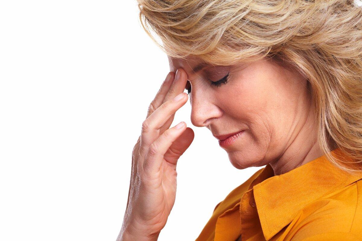 Причина и устранение слабости и усталости при менопаузе