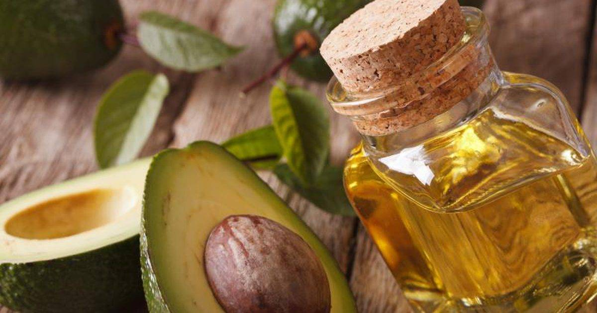 Масло авокадо — свойства и применение в косметологии