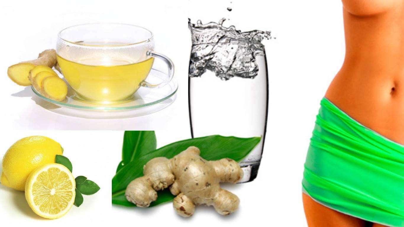 Чем поможет дренажный напиток для похудения