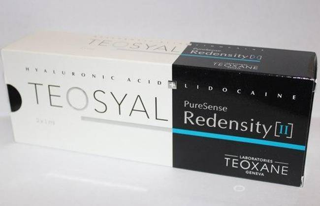 Теосиаль реденсити: особенности применения в косметологии