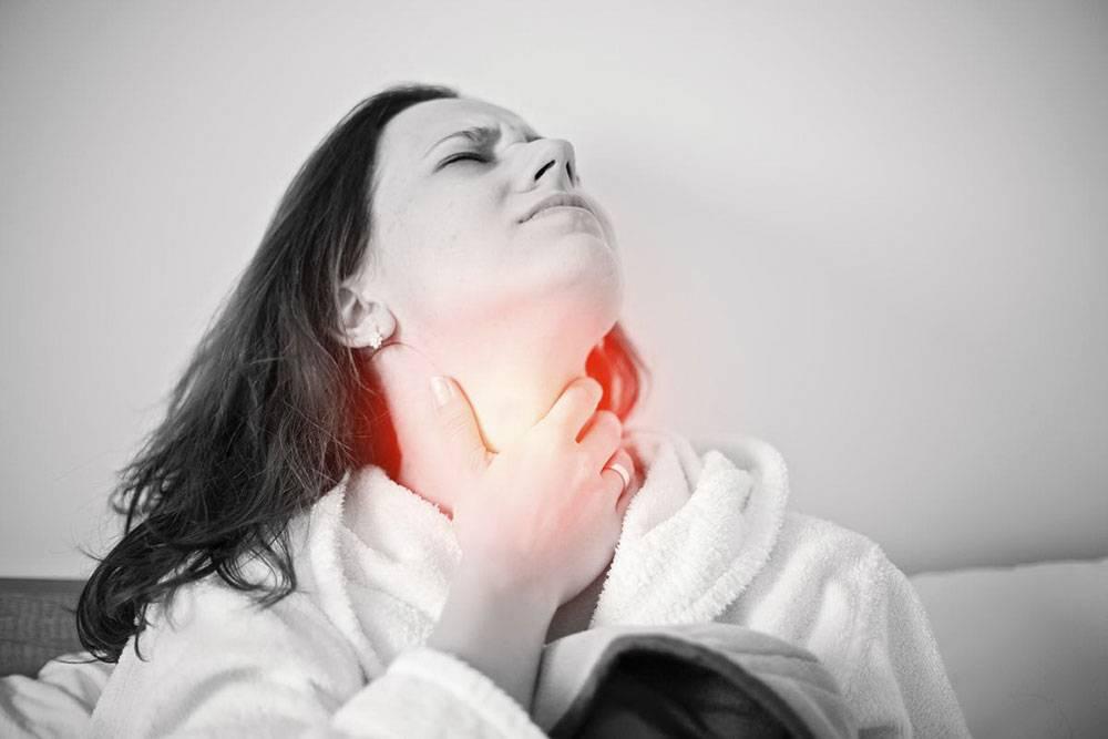 Лечим хронический тонзиллит в домашних условиях