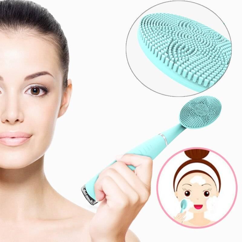 6 мифов про очищение лица электрическими щёточками