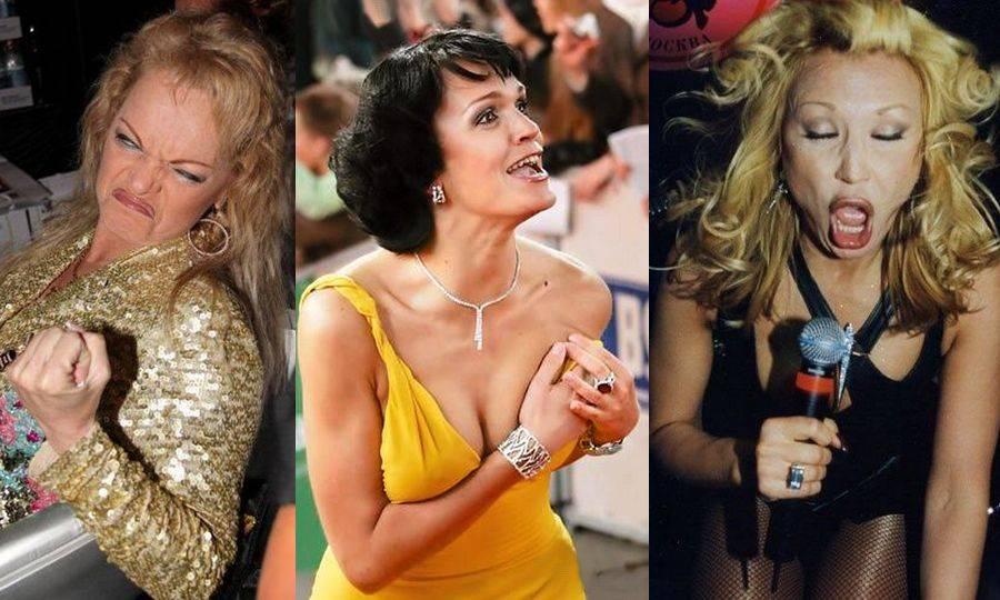 10 звезд, которых невозможно узнать без макияжа
