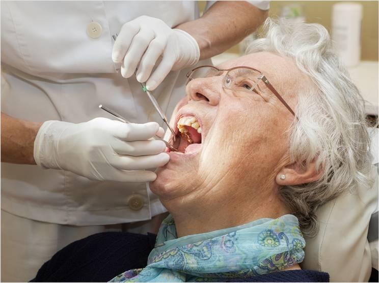 Санация полости рта и её целесообразность