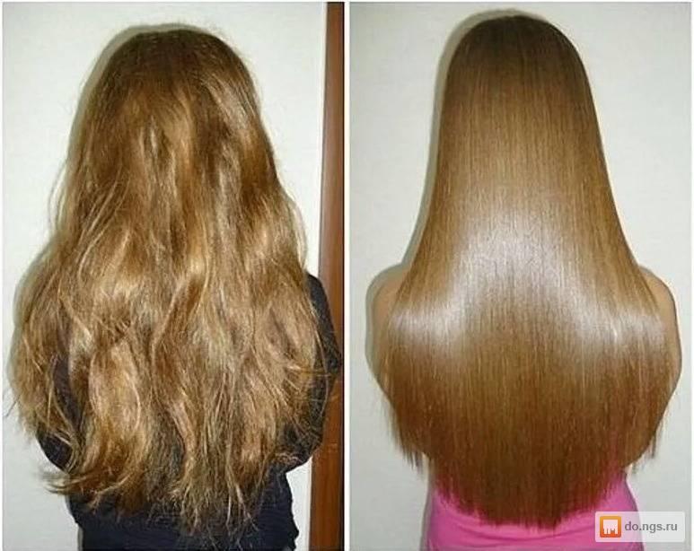 Все, что надо знать об уходе за волосами после кератинового выпрямления