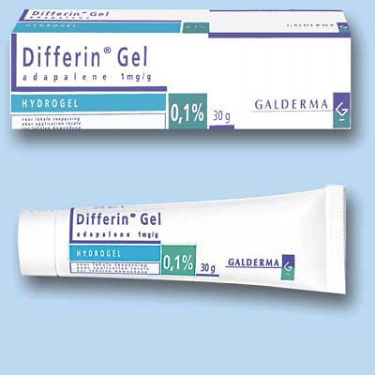 Дифферин – гель или крем, что лучше и чем отличается, клензит от прыщей и мазь адаклин для лица