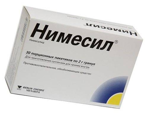 Нимесил или парацетамол: что лучше?