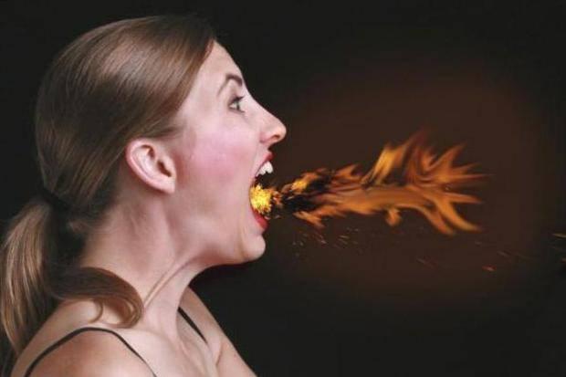 Ожог слизистой рта (химический, термический): лечение, симптомы
