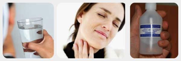 Перекись водорода при стоматите, рецепты лечения