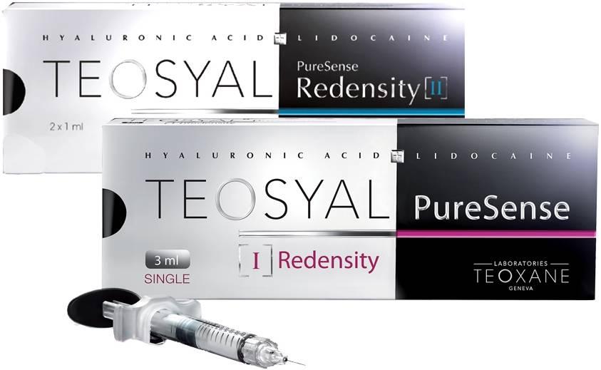 Теосиаль (teosyal) филлеры и биоревитализанты – обзор препаратов швейцарского бренда