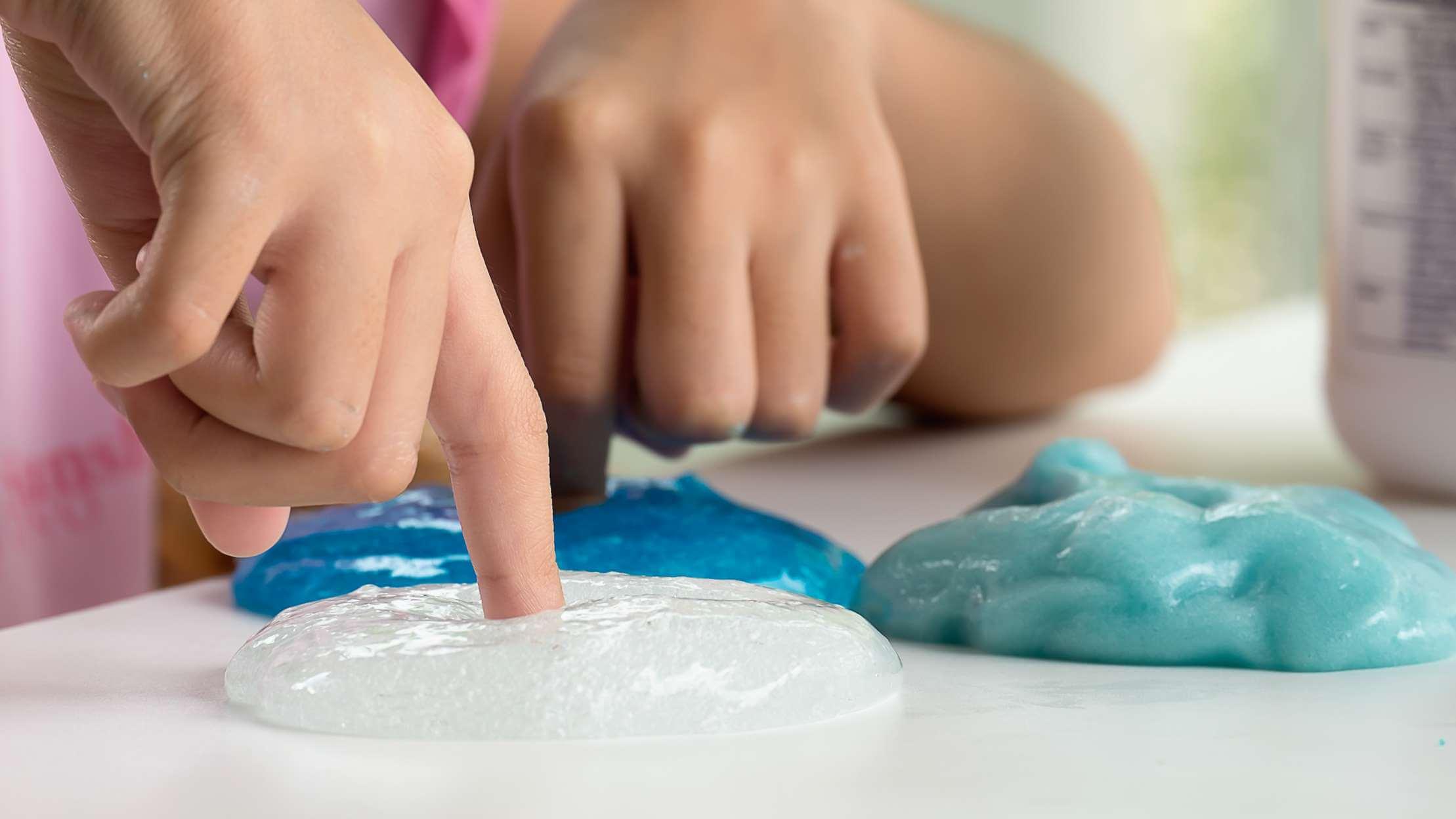 Как можно сделать тетраборат натрия для слайма своими руками