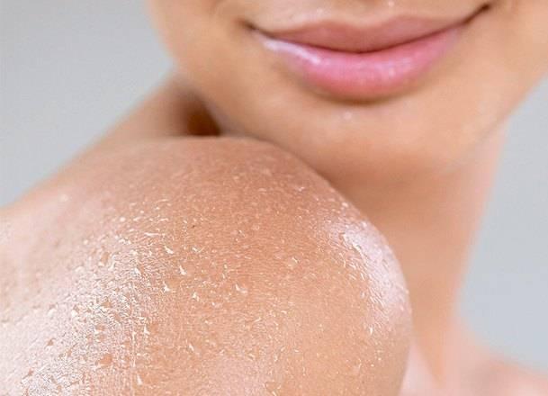 Уход за сухой кожей летом