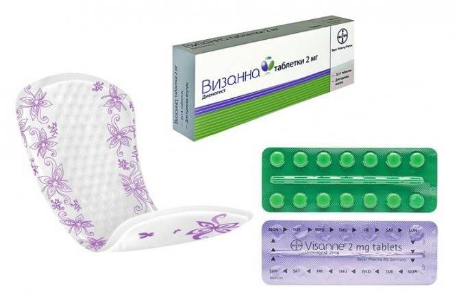 Нет месячных после отмены ок (противозачаточных таблеток)
