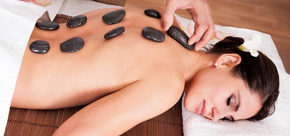 Стоун-массаж: описание процедуры, техника выполнения, показания и противопоказания