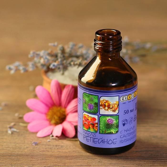 Как можно использовать репейное масло для ухода за кожей лица?
