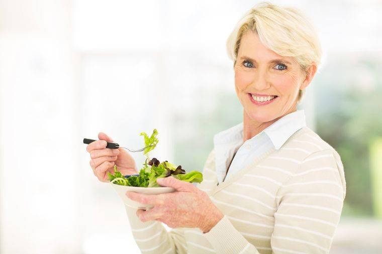 Как избавиться от лишнего веса при климаксе — препараты и народные средства
