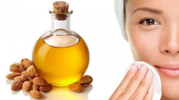 Миндальное масло для лица от морщин